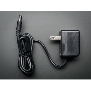 9 VDC 1000mA Regulated Switching Power Adapter - UL Listed