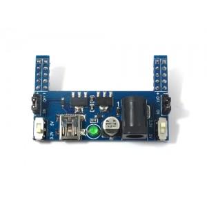 Breadboard Power Supply Module