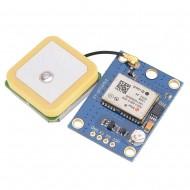 GPS Module u-blox NEO-6M with Antenna