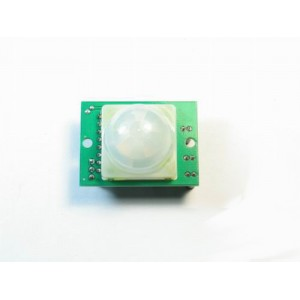 PIR Motion Sensor Module (Sensitivity Adjustable)