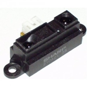 Sharp GP2Y0A21 Distance Sensor (10-80cm)